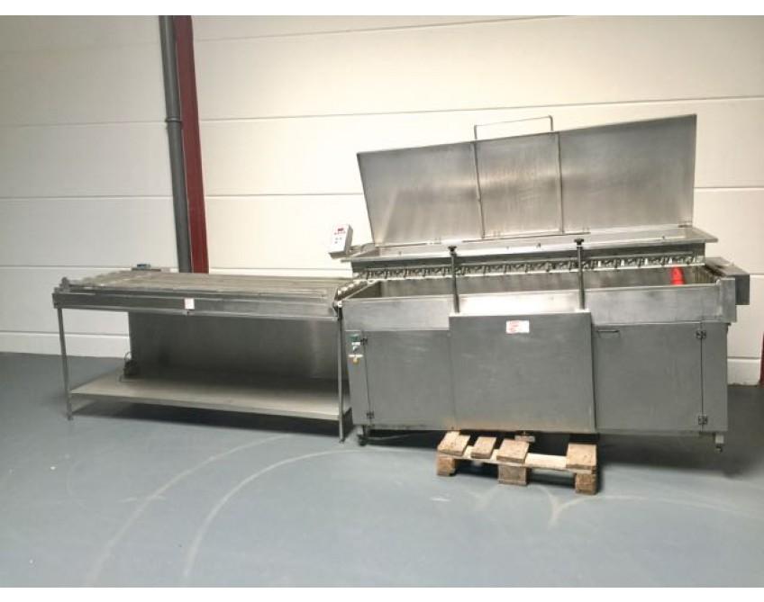Jufeba Automatische Fettbackanlage Serie AF